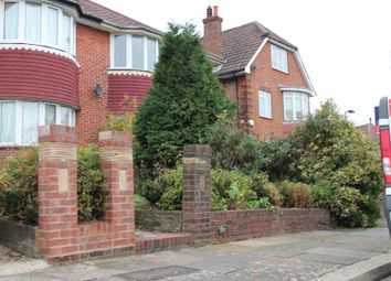 Thumbnail 4 bed semi-detached house to rent in Friars Gardens, London