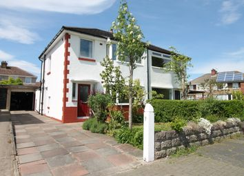 Thumbnail 3 bed semi-detached house for sale in Etterby Lea Road, Carlisle