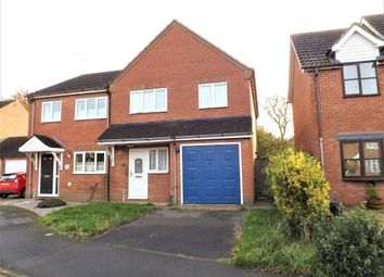 3 bed semi-detached house for sale in The Brambles, Holbeach, Spalding PE12