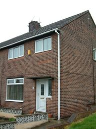 Thumbnail 3 bed semi-detached house to rent in The Bridleway, Rotherham