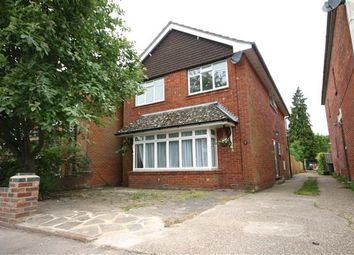 Thumbnail 4 bedroom detached house to rent in Scotter Road, Bishopstoke, Eastleigh