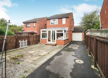 Thumbnail 3 bed link-detached house for sale in Elmton Close, Leeds