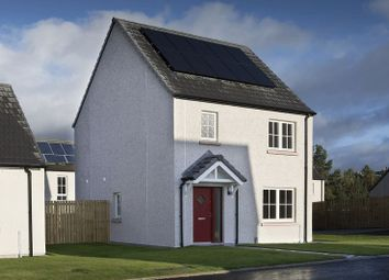 Thumbnail 3 bed detached house for sale in Deans Park, Sutherland Road, Dornoch