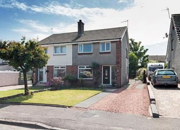 Thumbnail 3 bedroom semi-detached house for sale in Crummock Gardens, Beith, North Ayrshire