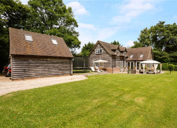 Thumbnail 4 bed detached house for sale in Main Road, Naphill, High Wycombe, Buckinghamshire