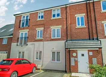 Thumbnail 2 bed flat for sale in Haggerston Road, Blyth