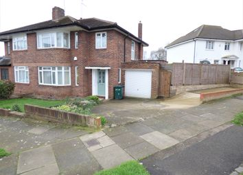 Thumbnail 3 bedroom semi-detached house for sale in St James Avenue, Whetstone
