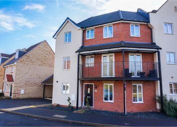 Thumbnail 4 bed end terrace house for sale in Grenada Crescent, Newton Leys