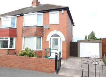 Thumbnail 3 bed property for sale in Mount Avenue, Worksop