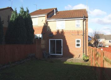 Thumbnail 1 bedroom semi-detached house to rent in Guilletmot Approach, Morley