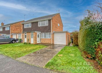 Thumbnail 2 bed semi-detached house for sale in Ashby Road, Witham