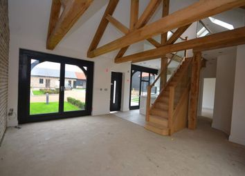 Thumbnail 2 bed barn conversion for sale in Kemps Farm Mews, Plot 10, Dennises Lane, South Ockendon, Essex