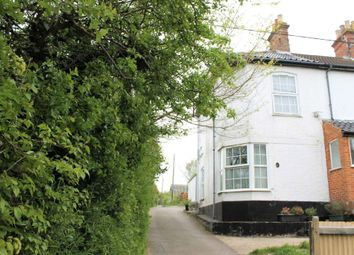 Thumbnail 2 bedroom end terrace house for sale in High Path, Kessingland, Lowestoft