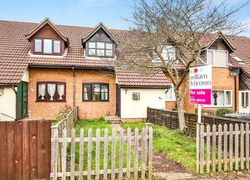 Thumbnail 2 bedroom terraced house for sale in Hillcrest Avenue, Toftwood, Dereham