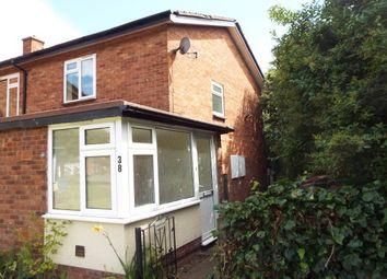 Thumbnail 2 bed flat to rent in Burton Road, Whittington