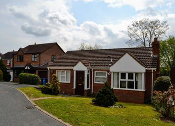 Thumbnail 2 bed bungalow for sale in Chestnut Close, Handsacre, Rugeley