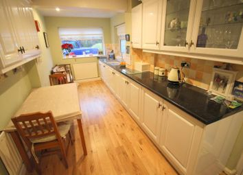Thumbnail 3 bed detached house for sale in Edgar Row Close, Wroughton, Swindon