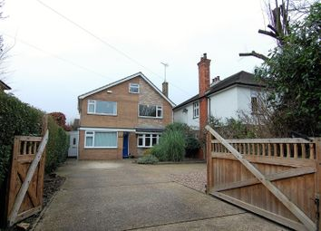 Thumbnail 4 bed detached house for sale in Melton Road, West Bridgford