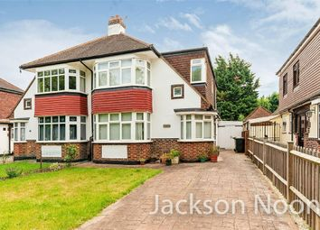 Thumbnail 4 bed semi-detached house for sale in Green Lanes, West Ewell, Epsom