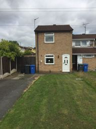 Thumbnail 2 bed terraced house to rent in Luccombe Drive, Alvaston