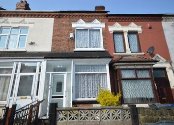 Thumbnail 3 bed terraced house for sale in Lonsdale Road, Smethwick