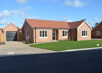 Thumbnail 3 bed detached bungalow for sale in Granary Close, Earsham, Bungay