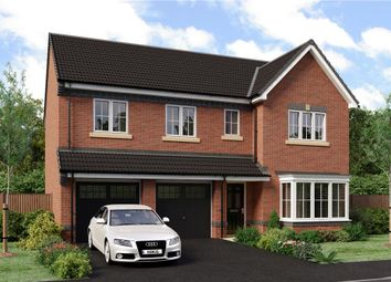 "Thumbnail 5 bed detached house for sale in ""Buttermere"" at Joe Lane, Catterall, Preston"