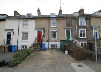 Thumbnail 4 bed town house for sale in Berners Street, Ipswich, Suffolk