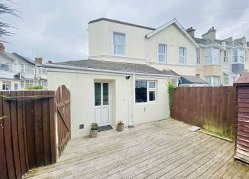 Thumbnail 3 bed end terrace house for sale in Forest Road, Torquay