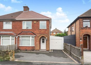 Thumbnail 3 bed semi-detached house for sale in Marjorie Road, Derby
