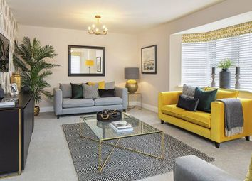 """Thumbnail 3 bedroom detached house for sale in """"The Alfold Hurwick"""" at Sachel Court Drive, Alfold, Cranleigh"""