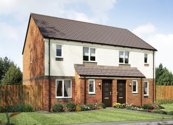 """Thumbnail 3 bedroom semi-detached house for sale in """"The Ardbeg"""" at Rosslyn Street, Kirkcaldy"""