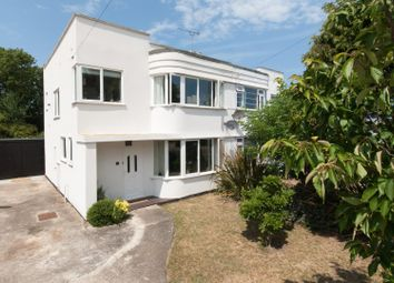 Thumbnail 3 bed semi-detached house to rent in Gloucester Avenue, Cliftonville, Margate