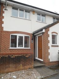 Thumbnail 3 bedroom town house to rent in Markeaton Street, Derby