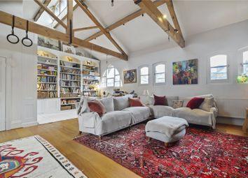 Warriner Gardens, London SW11. 3 bed flat for sale
