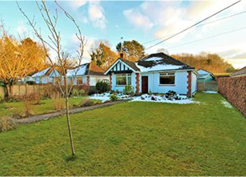 Thumbnail 3 bed detached bungalow for sale in Ruthin Road, Cadole
