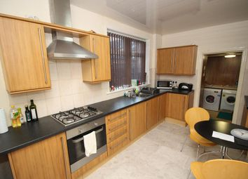 Thumbnail 4 bedroom terraced house to rent in Chillingham Road, Heaton, Newcastle Upon Tyne