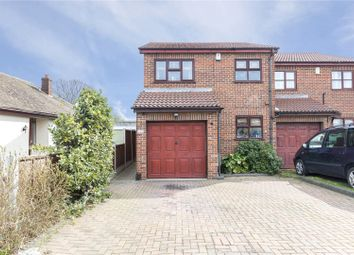 Thumbnail 3 bed semi-detached house for sale in Spencer Road, Rainham