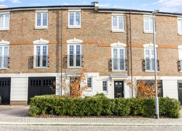 4 bed terraced house for sale in The Crescent, Mere Road, Dunton Green, Sevenoaks TN14