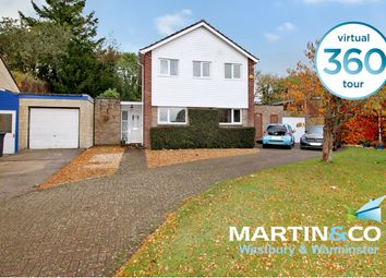 Leighton Green, Westbury BA13. 3 bed detached house for sale