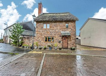 Thumbnail 3 bed detached house for sale in Iter Park, Bow, Crediton