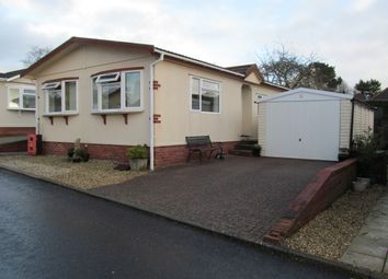 Thumbnail 2 bed mobile/park home for sale in Bickington Park (Ref: 5486), Bickington, Barnstaple, North Devon, 2Jl