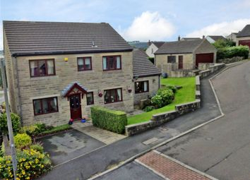 Thumbnail 4 bed detached house for sale in Ridgeway Mount, Keighley, West Yorkshire