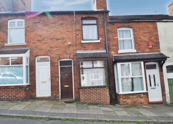 2 bed terraced house for sale in Moss Street, Stoke-On-Trent, Staffordshire ST6