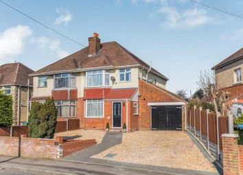 Thumbnail 4 bed semi-detached house for sale in Oakley Road, Southampton