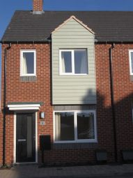Thumbnail 2 bed property to rent in Queensbridge, Burton-On-Trent