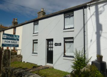 Thumbnail 3 bed terraced house for sale in Lafrowda Terrace, St. Just, Penzance
