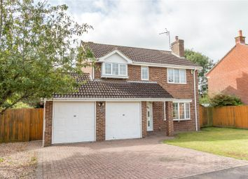 Thumbnail 4 bed detached house for sale in Moorlands, Wellingborough, Northamptonshire
