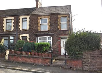 Thumbnail 3 bed end terrace house for sale in Wesley Place, Port Talbot, Neath Port Talbot.