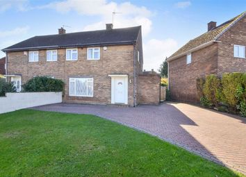 Thumbnail 3 bed semi-detached house for sale in Stansfield Drive, Castleford, West Yorkshire